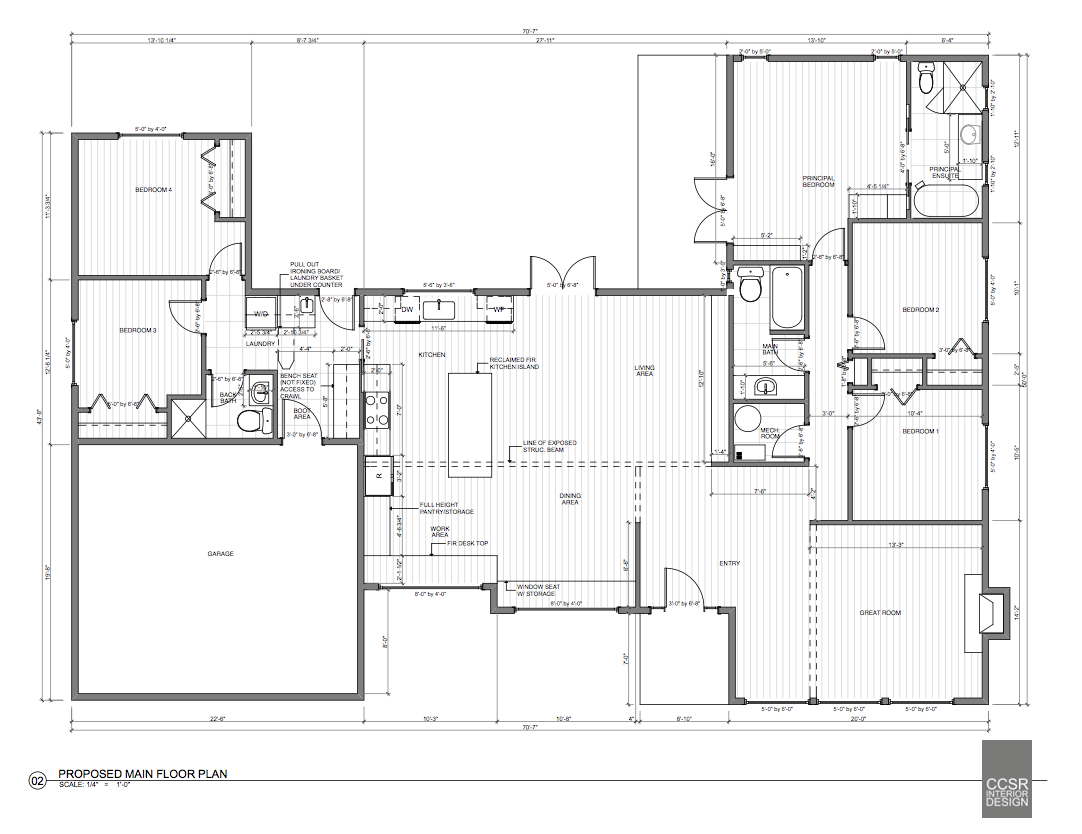 "CCSRpersonal: Our Big House Renovation – ""The Plan"" 